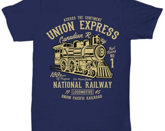 Union Express National Railway T-shirt
