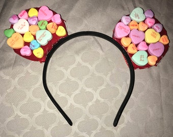 Valentines mouse ears