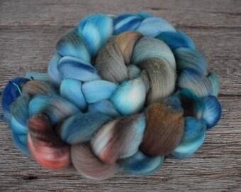 Hand Dyed Merino Wool 4.5 oz