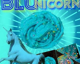 Blunicorn scented slime
