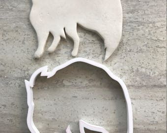Ninetails Pokemon Cookie Cutter