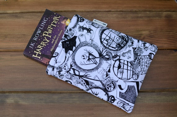 Nightmare Before Christmas World Book Sleeve