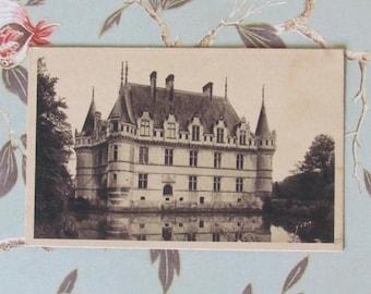 Postcard - Blois, The Castle - France