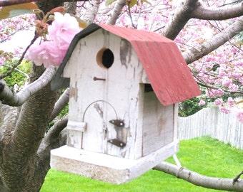 Barn Birdhouse Amish made