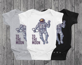 Bitcoin Onesie | Bitcoin Shirt | Litecoin Shirt | Crypto Shirt | To The Moon | Cryptocurrency Onesie | Crypto Baby | Toddler Tee