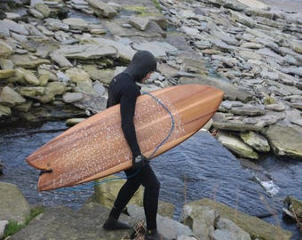 Fully Bespoke Wooden -  Surfboards, Stand up Paddle Boards, Skateboards & Skin Boards