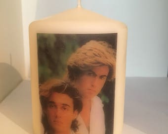 Wham candle