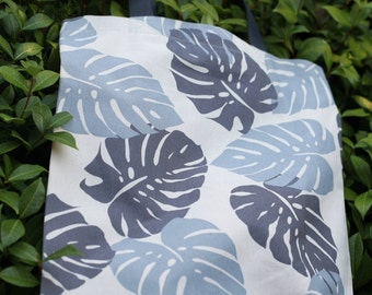 Monstera tote 1