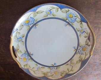 Vintage Noritake Plate/Charger
