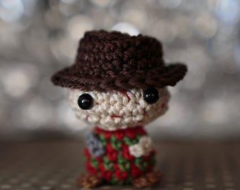 Mignonstre Fred', amigurumi, stuffed cute crochet