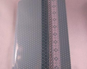 Folder with Zippertasche for TN-Fauxdori-Mondori-B6