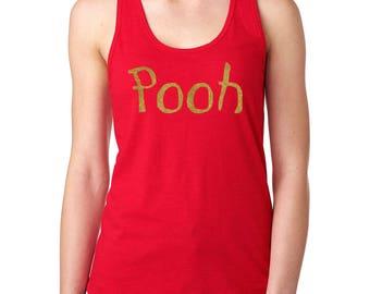 Winnie The Pooh - Winnie Shirt - Pooh Bear - Women's Disney Shirt - Disney Inspired Shirt