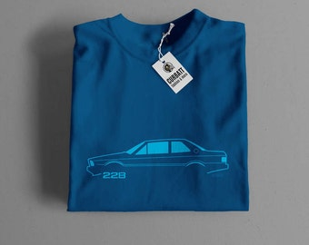 T-shirt Maserati 228 | Gent, Lady and Kids | all the sizes | worldwide shipments | Car Auto Voiture