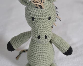 Horse / crochet