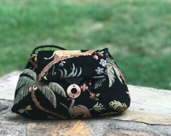 Tropical Tapestry Handbag