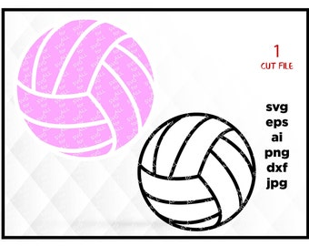Volleyball svg, volleyball monogramed svg, volleyball mom svg, sports svg, svg, dxf, cricut, silhouette, instant download, svg files