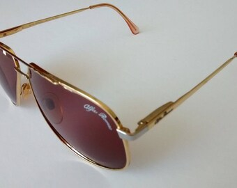Vintage Alpha Romeo A.R. 702 128 Sunglasses