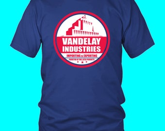 Vandelay Industries (Seinfeld Shirt)