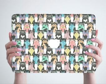 Cats Macbook Pro Case Laptop Case Macbook Hard Case Macbook Air Case Macbook Air 13 Macbook 2016 Case Macbook Pro 2016 Case for MacBook 12