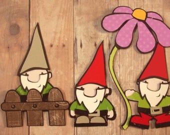 Gnomes Happen Cutables