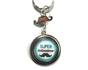 """Door keys/host / """"Great host"""" / gift / birthday / fathers day / thank you"""