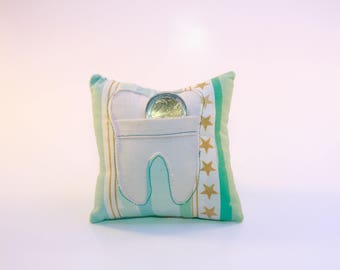 Tooth fairy pillow