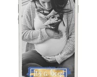 Snapchat Geofilter Baby Shower: Custom Geofilter, Snapchat Geofilter, Personalized Geofilter, Baby Shower Snapchat Filter, It's a Boy Filter