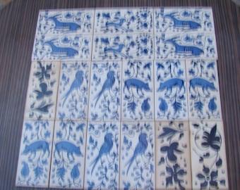 decorative tile terracotta or ceramic