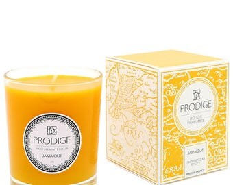Scented candle exotic fruits