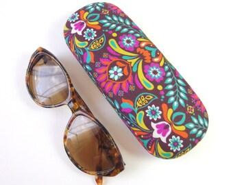'Seventies' hard glasses case