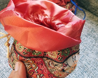 Drawstring Bags for Weddings and Gifts