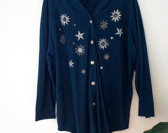 Moon Child Cardigan