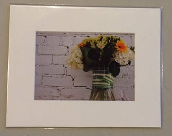 5x7 matted original photographs (click on listing to see other choices)