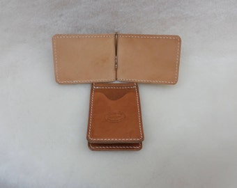 Card Holder Wallet with Money Clip