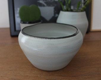 Planter - Bowl - small bowl - ceramic Flower Pot