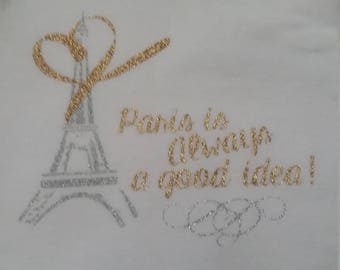 Paris is Always a Good Idea Onesie