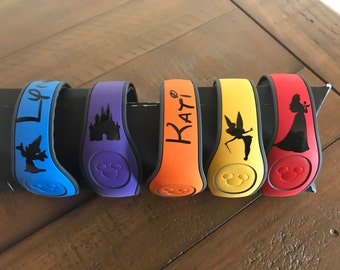 Disney Magic Band 2.0 Decal - personalized