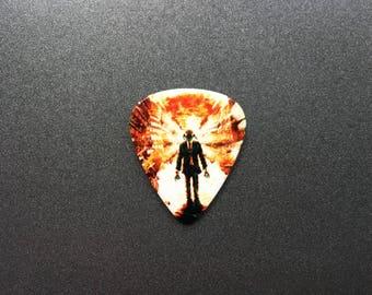 Needle Minder or Magnet: Megadeth Guitar Pick