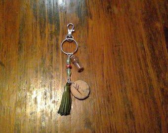 Wealth Rune Keychain