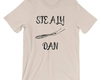 Stealy Dan Spartees Short-Sleeve Unisex T-Shirt