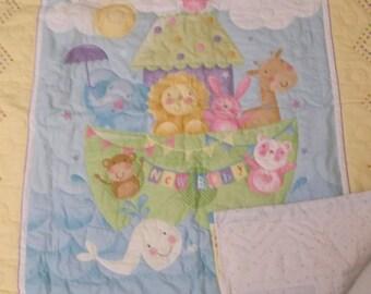 New Baby Panel Quilt