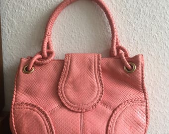 LOUBOUTIN leather bag