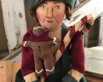 RARE One of a Kind Jaquline Baird Doll