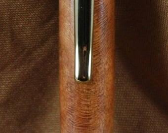 Gatsby Twist Pen with Wild Cherry Wood