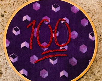 KEEPIT100 Embroidery