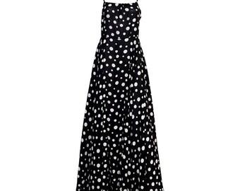Lanvin 1960s Evening Dress