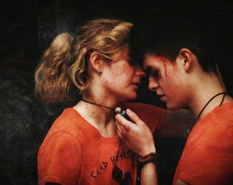 Tartarus: Percy Jackson and Annabeth Chase