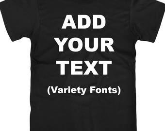 Custom t shirts | Etsy