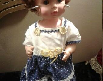 EEGEE CO Vintage Doll
