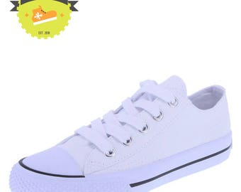 Kids Lo-Top Sneaker